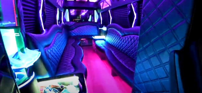 4 Tips For Renting The Perfect Party Bus